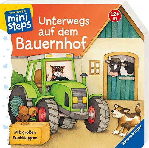Unterwegs auf dem Bauernhof: Ab 12 Monaten (ministeps Bücher) -
