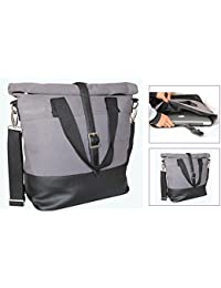 Trendy Roll-n-Lock Sling Bag (with Laptop Compartment) By Occasions