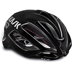 Kask Protone - велосипедный шлем - черный контур головы M | 52-58cm 2019