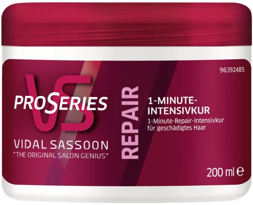 vidal-sassoon-pro-series-repair-kur-6er-pack-6-x-200-ml