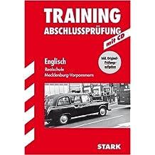 Training Abschlussprüfung Realschule Mecklenburg-Vorpommern: Training Abschlussprüfung  Reg. Schule Englisch Mecklenburg-Vorpommern CD