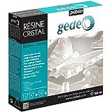 Gedeo–Resina de cristal 300ml, transparente