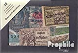 Autriche 10 différents Geldscheine (Billets de Banque pour Les collectionneurs)