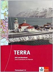 TERRA USA und Russland: Zwei Großräume im Wandel. Themenband SII