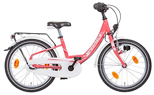 pegasus kinderfahrrad modell stern leo 2016 m dchen fahrrad 18 zoll shimano nexus 3 gang. Black Bedroom Furniture Sets. Home Design Ideas