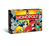 Winning Moves Monopoly DC Originals - Eine Hommage an die Helden des DC-Universums! (Deutsch)
