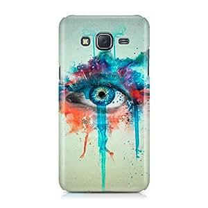 Hamee Designer Printed Hard Back Case Cover for Samsung Galaxy On7 / On7 Pro Design 2013