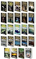 The Sixth Extinction & The First Three Weeks & The Squads First Three Weeks & The Sixth Extinction America & The Seven Seeds of the Gods. Bonus book: Lamb Chops and Chainsaws. Omnibus: Books 1 to 24