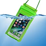 All Mobile Phones Waterproof Transparent Phone Pouch Case Cover Touch Sensitive Specially in