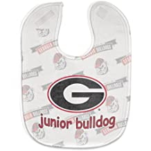 Georgia Bulldogs Official NCAA Infant One Size Baby Bib