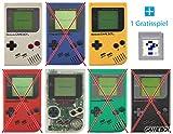 GameBoy Classic Konsole (Farbe nach Wahl) + GRATIS SPIEL -