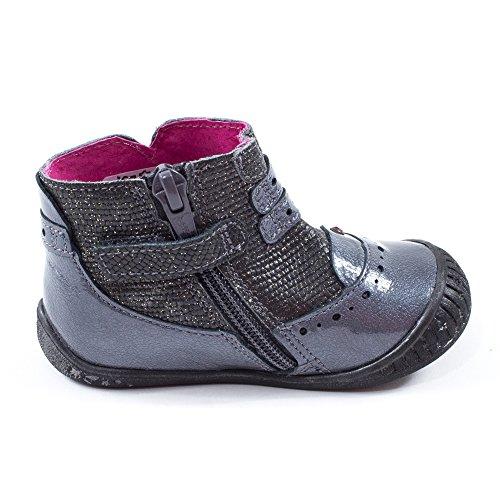 Babybotte Boots gris AUCEANE Gris
