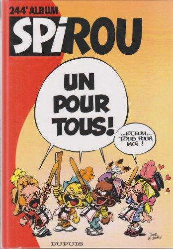 Album Spirou, tome 244