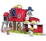 Fisher-Price fkd78poco personas cuidado de animales granja juguete...