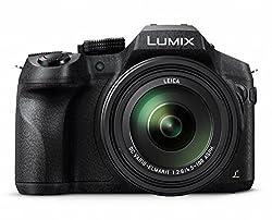 Panasonic Lumix Dmc-fz300egk Premium-bridgekamera (12 Megapixel, 24x Opt. Zoom, Leica Dc Weitwinkel-objektiv, 4k Fotovideo,staub-spritzwasserschutz) Schwarz