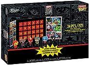 Funko Advent Calendar: Marvel Pocket Pop 24 Pcs, Action Figure 42752, Multi-Colour