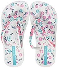Ipanema Anat Lovely III Kids, Infradito Bambina, Multicolore (White/Blue 9269.0), 27 EU