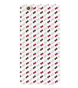 PrintVisa Bow Bells 3D Hard Polycarbonate Designer Back Case Cover for Gionee S6