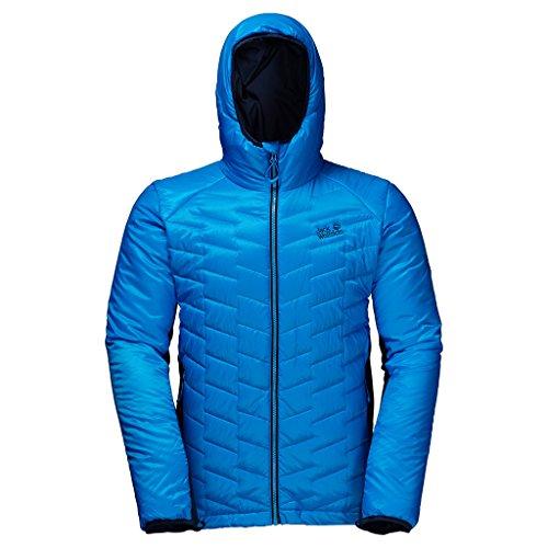 Jack Wolfskin–Icy Tundra Men giacca impermeabile uomo Blau