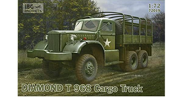 Diamond T 968 Cargo Truck 1//72 IBG 72019 WWII U.S