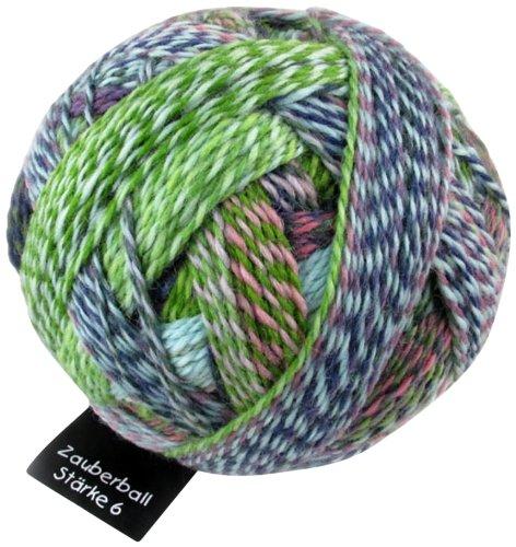 Schoppel-Wolle Zauberball Stärke 6 2170_ Blasser Schimmer VE: 150g