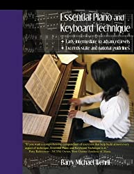 Essential Piano and Keyboard Technique by Barry Michael Wehrli (2009-12-10)