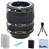 Best Starter Dslr Cameras - Auto Focus Macro Extension Tube Set for Nikon Review