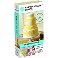 Martha Stewart Crafts-Cricut Cake Art elegante
