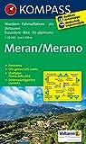 Carta escursionistica n. 053. Merano-Meran 1:25.000. Adatto a GPS. DVD-ROM. Digital map