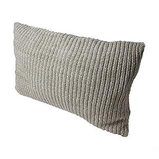 Hugo Frosch Lebensart Designer-Kissen mit Integriertem Eco Wärmflasche, Unisex, Lebensart Designer Cushions with Integrated Eco, Beige