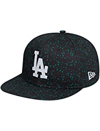New Era Homme Casquettes / Snapback Paint Spot Los Angeles Dodgers bleu Youth