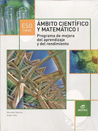 Pmar i ámbito científico y matemático (secundaria)
