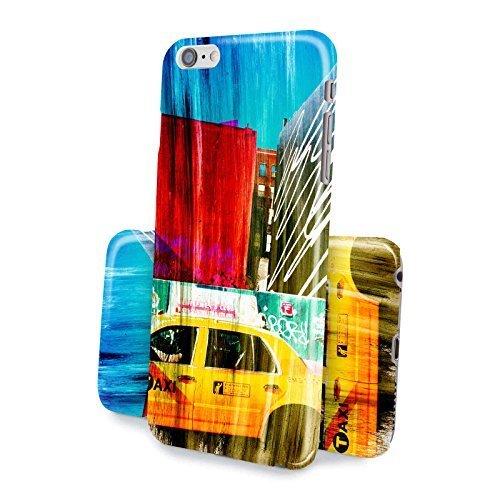 Finoo Frank Dirty Complètement - Tôle Ondulée, Iphone SE Yellow cab