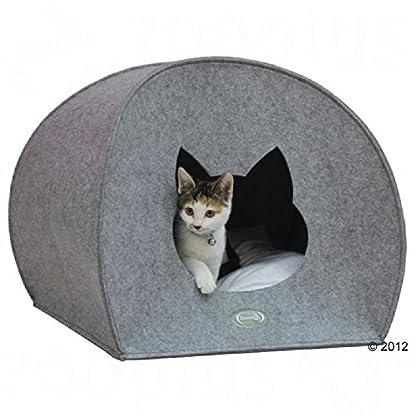 Filzi Cat Den Cave Igloo Bed 1