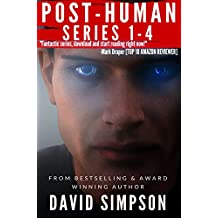 Post-Human Omnibus Edition (1-4) (Post-Human Series) (English Edition)