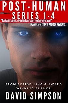 Post-Human Omnibus Edition (1-4) (Post-Human Series) (English Edition) par [Simpson, David]
