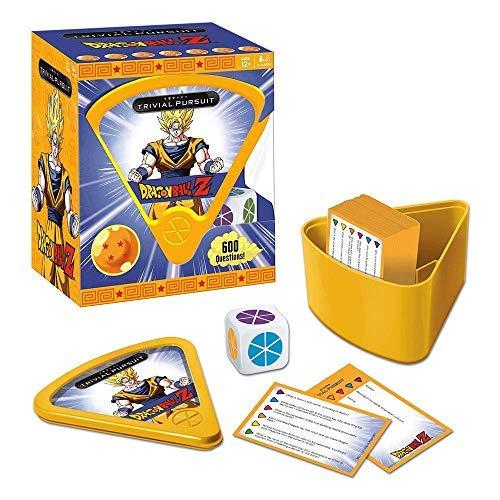 USAopoly Dragon Ball Z Trivial Pursuit Board Trivia Game Juego De Mesa - Ingles