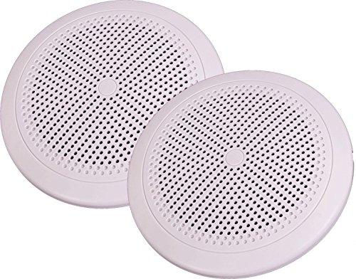 LTC Audio bd-swr5004-tragbarer Lautsprecher Wasserdicht, weiß (Pa-lautsprecher-teile)