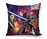 Disney Star Wars Clone Wars Kissenbezug Zierkissenbezug