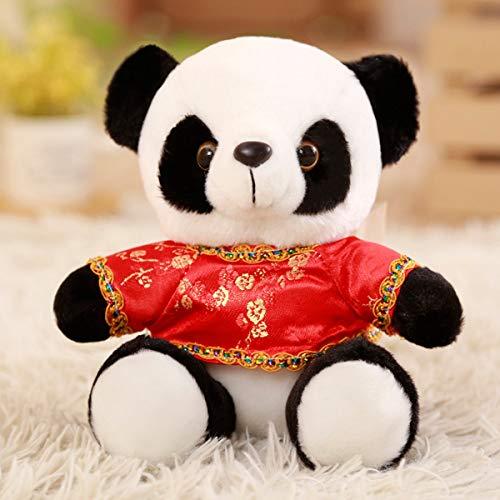 yfkjh Tang Kostüm Panda Puppe, Plüsch Spielzeug, Puppe Puppe Puppe 18cm Big Red Tang (Red Panda Baby Kostüm)