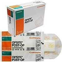 Preisvergleich für Volle Box 9,5x 8,5cm Opsite post-op steril, wasserdicht, Wunden, 20Stück