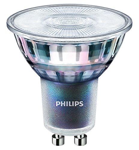 Philips LED-Lampe MASTER LEDspot ExpertColor 5.5-50W GU10 927 36D