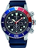 SEIKO- PROSPEX SPECIAL EDITION SOLAR PADI CHRONOGRAPH GENTS DIVERS STRAP WATCH