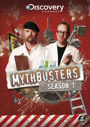Mythbusters Season 1 [4 DVDs] [UK Import] hier kaufen