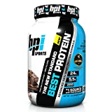 BPI Best Protein Cookies & Cream 907g