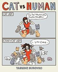 Cat Versus Human (Cat vs Human)