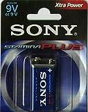 Sony Stamina Plus Single-use battery 9V Alcalino 1,5 V