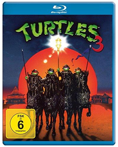 Turtles 3 - Ninja Turtles [Blu-ray] (Ninja Turtle Filme)