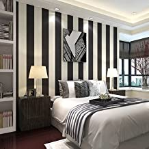 papier peint rayure. Black Bedroom Furniture Sets. Home Design Ideas