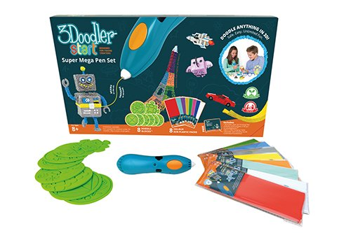 3 Doodler 62112 - Start Pack Super Mega Set - 2